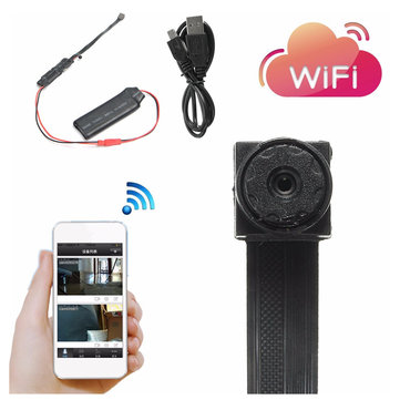 DANIU Mini Wifi Module Camera CCTV IP Wireless Surveillance Camera for Android...