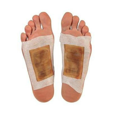 40Pcs Detox Foot Pads Detoxification Patches Feet Care