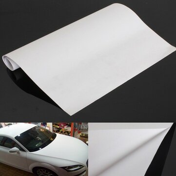150x30cm White Gloss Self Adhesive Car Vinyl Film Sticker Tint