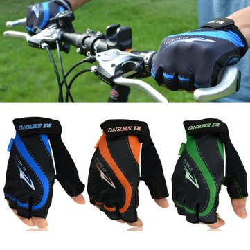 Bike Half Finger Gloves Cycling Gloves Motorcycling Photographing Gloves