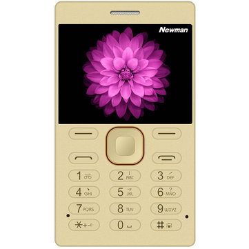 Newsmy Newman D1 1.54 pouces Ultra Thin Pocket Mini Card Mobile Phone