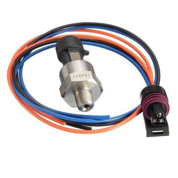오일 연료 디젤 가스 에어 프로젝트 용 100Psi 압력 변환기 송신기