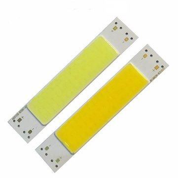5 واط كوب ليد رقاقة dc12v الدافئة / الأبيض النقي 100x20 ملليمتر ل دي مصباح ضوء