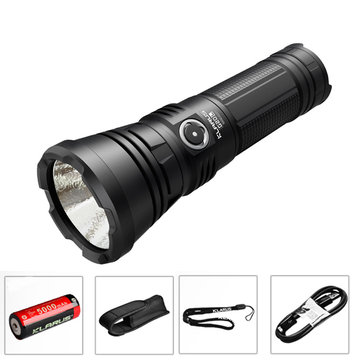 Buy Klarus G20L XHP70.2 P2 3000Lumens Dual Switch Brightness USB Rechargeable LED Tactical Flashlight for $109.95 in Banggood store