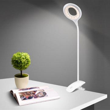 dc5v 500ma 3 واط ليد أوسب قابلة للشحن كليب الجدول مصباح اللمس الاستشعار عكس الضوء مكتب القراءة