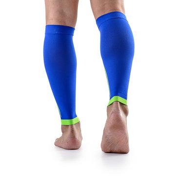 Naturehike Shin Legging Leg Warmer Compression Sleeve Sport Jogging Football Muscle Protection