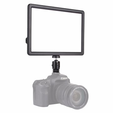 PULUZ PU4104 Video Light Photo Fill LED Light for Camera Camcorder DSLR