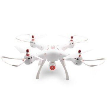 Syma X8SW WIFI FPV con 720P HD Cámara 2.4G 4CH 6Axis Altitude Hold Cuadricóptero RC RTF