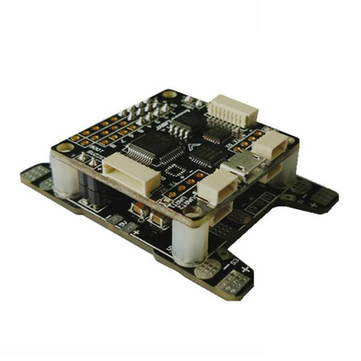 MXKV F3/F3EVO Power Destribution Board PDB with BEC Output 5V 12V for FPV Multicopter