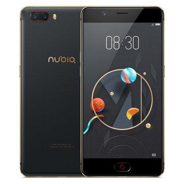 Nubia M2 Global Rom 5.5 inch 4GB 64GB Qualcomm Snapdragon 625 Smartphone