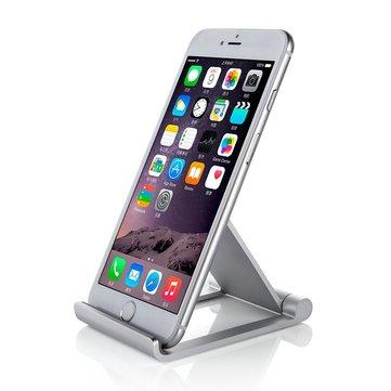 360 градусов Multi-Angle мини-портативный складной алюминиевый подставка для настольного компьютера подставки для мобильного телефона