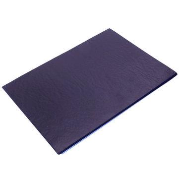 100Pcs Blue Carbon Hand Copier Stencil Transfer Paper Hectograph 18.5X25.5cm