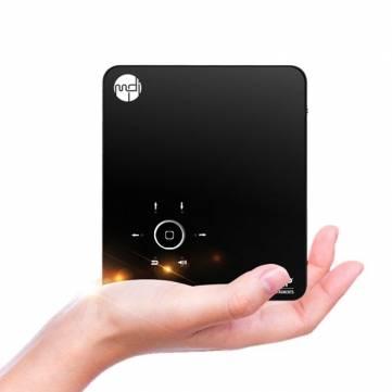 Mdi M7 più DLP Andriod 4.4 WiFi 1080p Wireless HD LED portatile proiettore home theater