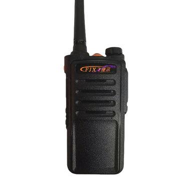 10w 403mhz-480MHz FM CTCSS ricetrasmettitore del walkie-talkie vox canali radio 16 di memoria a due vie FZ-390 FJX
