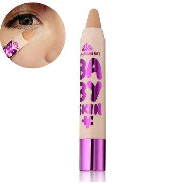 الوجه العين المخفي بقعة عيب غطاء تسليط الضوء كريم عصا ماكياج الأساس القلم أدوات التجميل