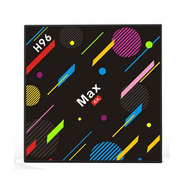 Электроника H96 MAX Colorful Version RK3328