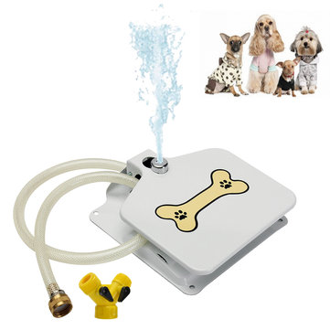 Durability Automatic Dog Pet Doggie Drinking Water Fountain Drinking Dispenser