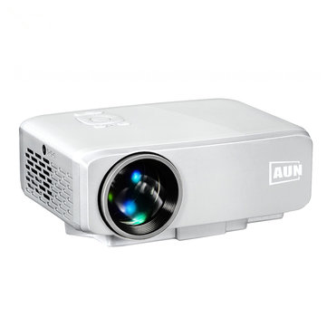 AUN AM9 Mini 800 Lumens 640 x 480 Entry Level LED Projector Home Theatre Beamer