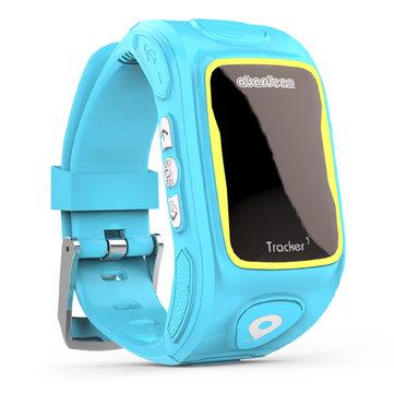 ABARDEENKT01WmontrepourenfantsWIFI localisant GPS Watch Tracker imperméable à l'eau IP65 Smart Fashion Watch