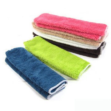 Efficient Anti-grease Non-stick Dish Washing Cloth Multi-Functional Fiber Pad Towel Magic Cleaning Wiping Rags Soft Microfiber Cleaning Towel Car Auto Wash Dry Clean Cloth