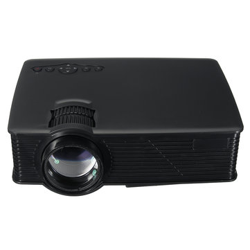 Thinyou GP-9 Portable 3000 Lumens HD 1080P 3D Multimedia Projector LED Home Theater