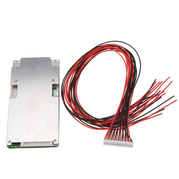 60V 16S 45A Li-ion Lithium Batterie Protection Board BMS PCB System