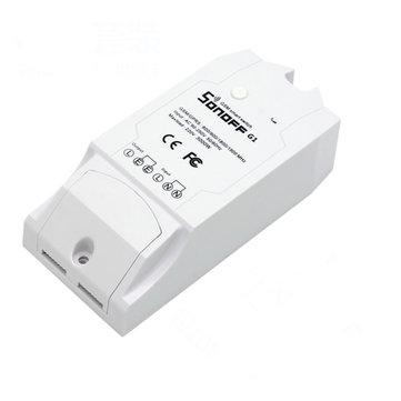 SONOFF® G1 16A 3500W GPRS Interruptor de Control Remoto GSM Teléfono Móvil App Módulo de Control Remoto