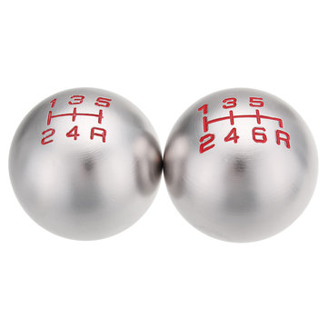 Buy 5 Lever Speed Manual Shift Knob Gear Stick For Honda for $9.99 in Banggood store
