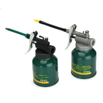 Olio di fusione 250ml può tubo duro pistola olio tubo morbido