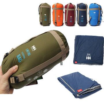 Naturehike Outdoor Camping Slaapzak Ultralight Envelop Bag Voor Reizen Wandelen 1.9x0.75m