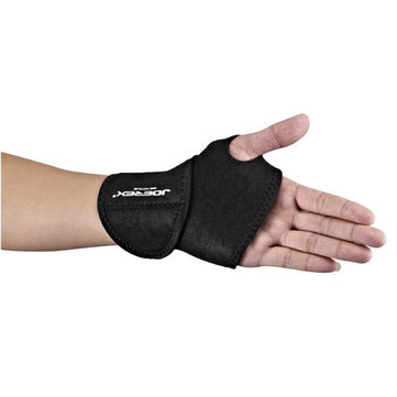 JOEREX Sport Wrist Support Adjustable Double Layer Weight Lifting Wrist Wraps