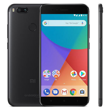 Xiaomi Mi A1 MiA1 Global Version 5,5 дюйма 4 ГБ RAM 64GB Snapdragon 625 Octa core 4G Смартфон