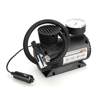 12V Car Auto Electric Portable Pump Air Compressor Tire Inflator Tool
