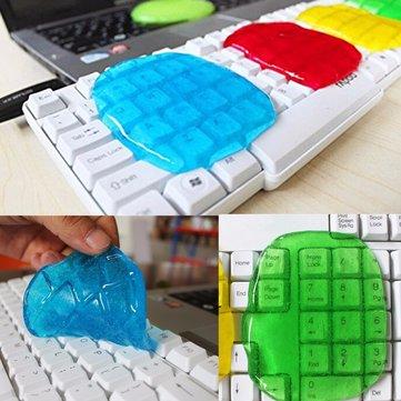 Практическая пыль очистки соединение слизистый гель стеклоочиститель для экранной клавиатуры мыши
