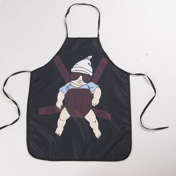 Household Cooking BBQ Party Kitchen Funny Super Daddy Sleeveless Apron