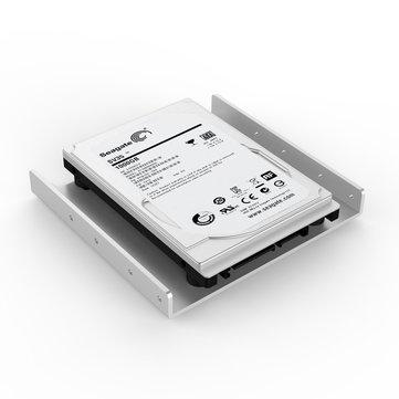 ORICO 2,5 до 3,5 дюймов алюминиевый сплав Жесткий диск Жесткий диск Caddy HDD SSD Монтажный кронштейн