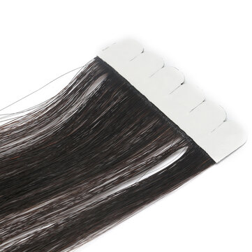 Fashion Women 100% Brazilian Lace Front Human Hair Wigs Straight Hair Extensions