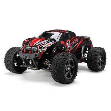 REMO 1631 1/16 2.4G 4WD Camión Monster Cepillada Off Road SMAX RC Cohce