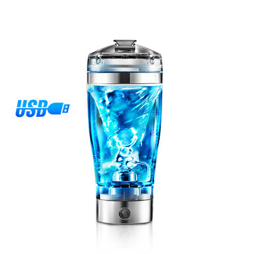 Digoo DG-VX1S USB Rechargeable Portable Vortex Mixer Auto Electric Blend Cup Protein Shaker Bottle
