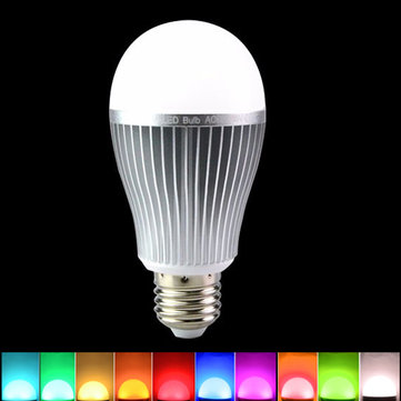 Milight Dimmable E27 9W RGBW LED