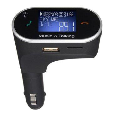 Altoparlante di giocatore mp3 di equipaggiamento d'auto di Bluetooth sd caricabatterie di USB da trasmettitore handsfree con remoto