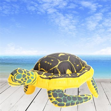 50x60cm Turtle Inflatable Blow-up Animal Sea Creature Toy