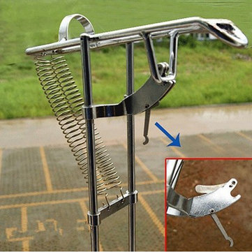 Double Spring Fishing Stand Bracket Fishing