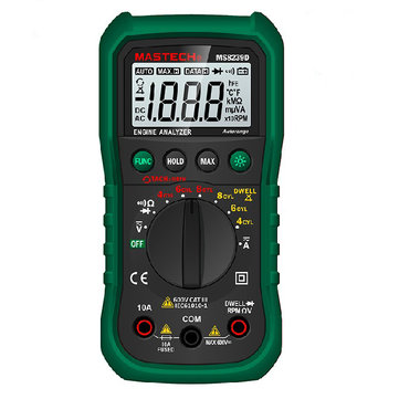 Buy MASTECH MS8239D AC DC Ohm Frequency Auto Range Digital Multimeter