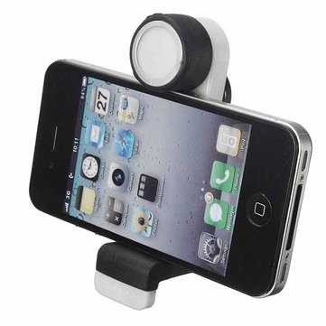 Protable Cool Car Stand Holder For iPhone Smartphone Device