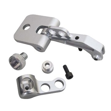 Buy CNC Alloy FPV Monitor Mounting Bracket Support DJI Phantom Transmitter For FPV RC Drone for $6.19 in Banggood store