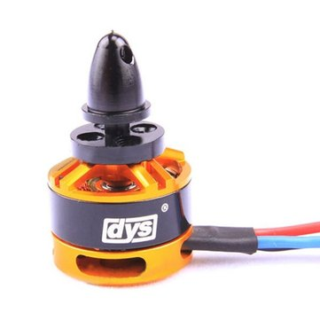 DYS BE1806 1806 2300KV Brushless Motor 2-3S for RC Drone FPV Racing Multi Rotor