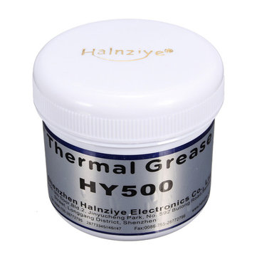 HY510 100g Grey Thermal Conductive Grease Paste For PC CPU GPU Cooling Heat Sink