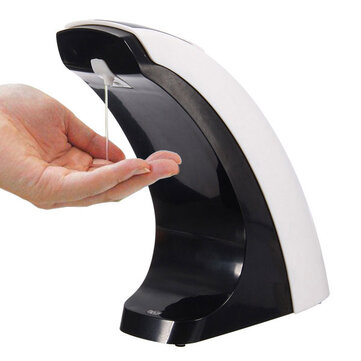 LCD Display Automatic Hand Sanitizer Machine