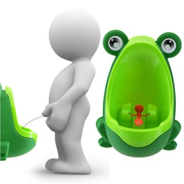 Lovely Frog Children Potty Toilet Training